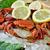 морепродуктов · льда · рыбы · рынке · продажи · продовольствие - Сток-фото © nito