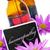 薬 · ボトル · ハーブ · 自然 · カラフル · 自然 - ストックフォト © nito