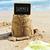 palavra · escrito · preto · areia · canárias - foto stock © nito