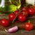 fresco · alho · superfície · comida - foto stock © nito