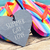 rainbow flip flops and sentence summer gay love stock photo © nito