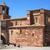 muur · katholiek · kerk · oude · Rood · baksteen - stockfoto © nito