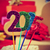 numero · cinque · sorpresa · finestra · party · festività - foto d'archivio © nito
