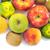 narancsok · almák · őszibarackok · vásár · piac · gyümölcs - stock fotó © nito