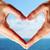 sembolik · kalp · sevgililer · günü · ahşap · sarı · güller - stok fotoğraf © nito