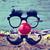 sahte · gözlük · palyaço · burun · çift - stok fotoğraf © nito