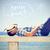 spring · break · plaj · metin · yazılı · kum · Paskalya - stok fotoğraf © nito