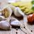 gedroogd · tomaten · keukentafel · natuur · Rood · plaat - stockfoto © nito
