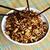 wild · rijst · keramische · kom · witte · gezondheid - stockfoto © nito