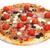 gebakken · tomaten · geitenkaas · plaat · groenten · plantaardige - stockfoto © nito