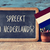 vlag · holland · nederlands · banner · ruw · patroon - stockfoto © nito