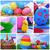 húsvéti · tojások · kollázs · különböző · képek · húsvét · felirat - stock fotó © nito