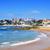 strand · kasteel · resort · stad · Lissabon · Portugal - stockfoto © nito