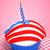 Соединенные · Штаты · Весы · правосудия · флаг - Сток-фото © nito