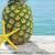 kék · tenger · fából · készült · móló · nyújtás · természet - stock fotó © nito
