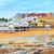 日の出 · アンダルシア · スペイン · 光 · 海 · 夏 - ストックフォト © nito