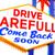 drive · voorzichtig · verkeersbord · auto · ijs · winter - stockfoto © nito