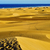natural reserve of dunes of maspalomas in gran canaria spain stock photo © nito