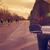man · paardrijden · fiets · park · Londen · Verenigd · Koninkrijk - stockfoto © nito