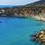 plaj · panoramik · görmek · İspanya · güneş - stok fotoğraf © nito