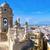 cathédrale · Espagne · scénique · vue · belle · ciel - photo stock © nito