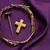 christian cross nail and the crown of thorns of jesus christ stock photo © nito