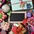 prezenty · christmas · ozdoby · tekst · pory · roku - zdjęcia stock © nito