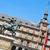 carré · Madrid · Espagne · la · statue · maison - photo stock © nito