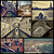 collage of different locations in venice italy cross processed stock photo © nito