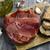 spanish serrano ham stock photo © nito