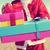 santa claus with gifts on the beach stock photo © nito