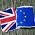 comunidad · europea · Reino · Unido · roto · comunicación · símbolo · bandera - foto stock © nito