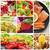 gyümölcssaláta · gabonafélék · friss · gyümölcs · saláta · banán · kiwi - stock fotó © nito