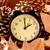 tijd · actie · klok · witte · woorden · werk - stockfoto © nito