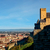 cite de carcassonne and carcassone france stock photo © nito