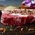 gasztronómiai · fűszer · fa · asztal · háttér · űr · asztal - stock fotó © nito