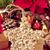 férias · dourado · vermelho · verde · abstrato - foto stock © nito