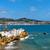 balık · tutma · tekneler · marina · ahşap · iskele - stok fotoğraf © nito