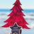 hombre · estrellas · árbol · texto · alegre · Navidad - foto stock © nito