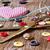 формы · сердца · швейных · Кнопки · любви · рукоделие - Сток-фото © nito