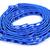 blue plastic flat chain stock photo © nito
