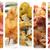スペイン語 · タパス · コラージュ · 9 · 写真 · 異なる - ストックフォト © nito