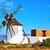 старые · Windmill · Испания · мнение · путешествия · архитектура - Сток-фото © nito