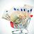 ユーロ · フル · お金 · ショッピング · グループ · 警察 - ストックフォト © nito