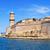 vecchio · porta · Marsiglia · Francia · acqua · nubi - foto d'archivio © nito