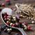 唐辛子 · 黒コショウ · 木製 · 自然 - ストックフォト © nito