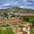 alhambra · Spagna · mondo · giardino · blu · castello - foto d'archivio © nito