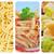 pasta collage stock photo © nito