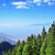 tenerife island and mount teide seen from the llano del roque nu stock photo © nito