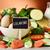 yumurta · tavuk · sebze · metin · paleo · diyet - stok fotoğraf © nito